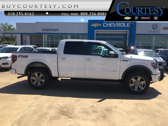 "2014 Ford F-150 4WD SuperCrew 145"" XL"