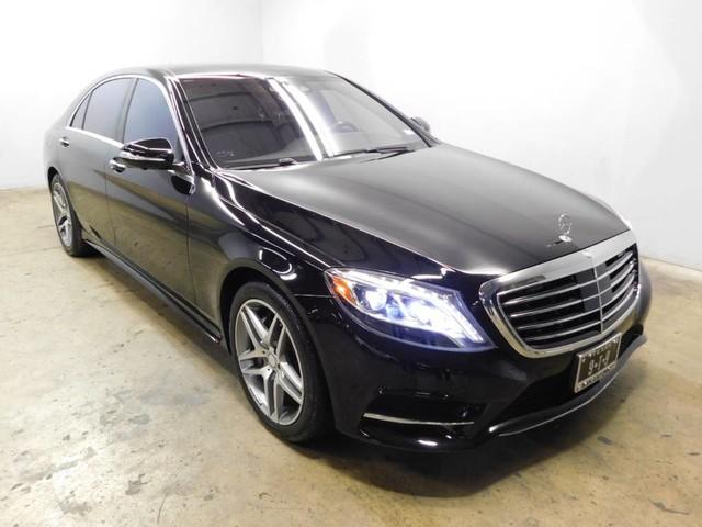 2014 Mercedes-Benz S 550 4dr Sdn S 550 RWD