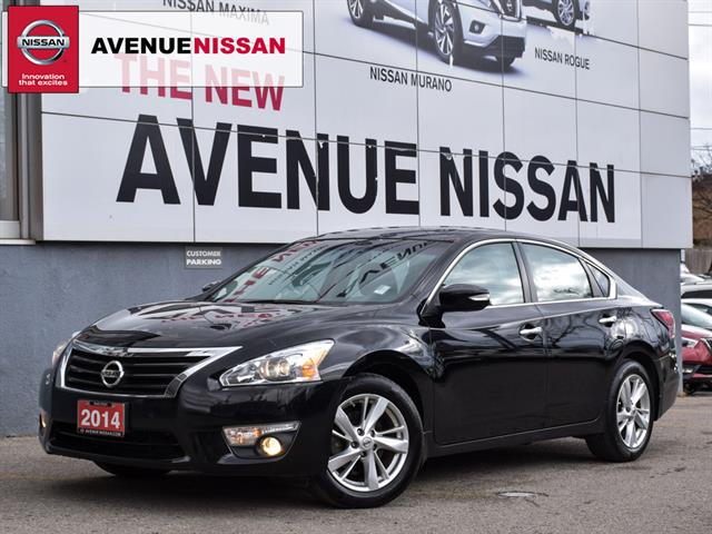 2014 Nissan Altima *SL*Leather*Sunroof*Loaded*Great kms*