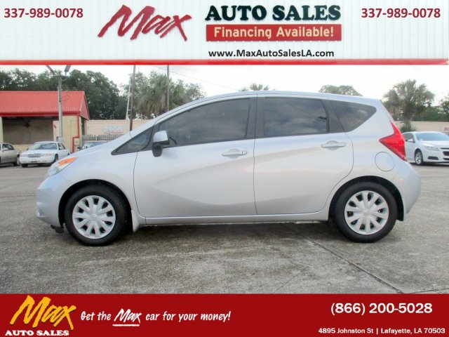 Nissan Lafayette La >> Used 2014 Nissan Versa Note S Plus For Sale In Lafayette La