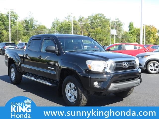 2014 Toyota Tacoma 2WD Double Cab LB V6 AT PreRunner