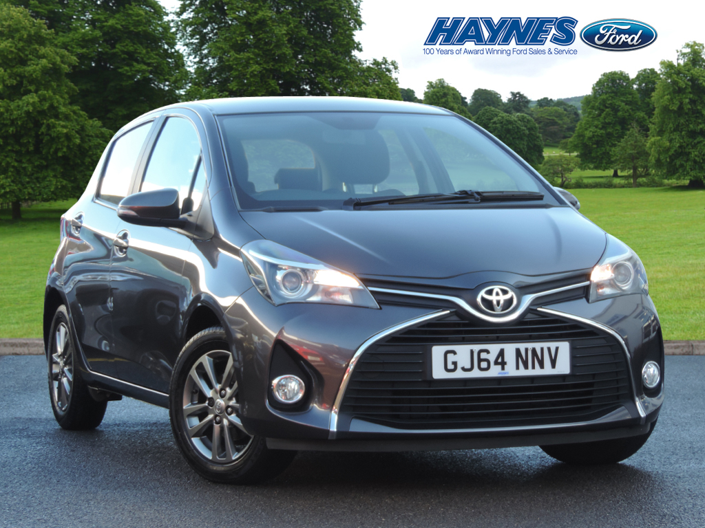 2014 Toyota YARIS HATCHBACK 1.33 VVT-i Icon 5dr