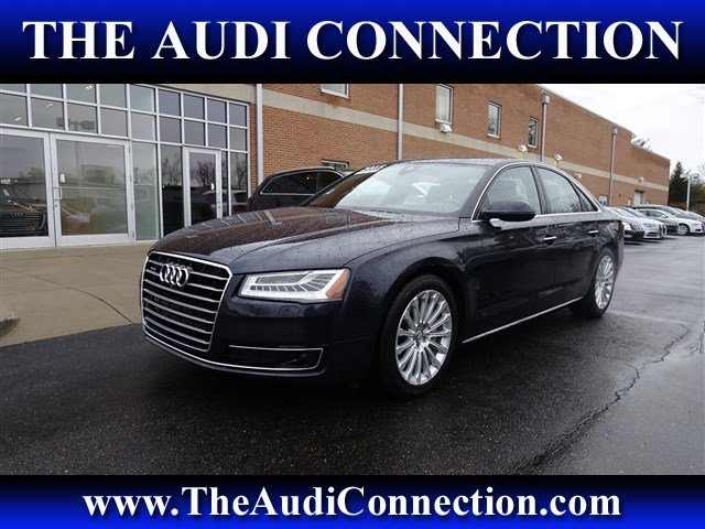 2015 Audi A8 4dr Sdn 4.0T