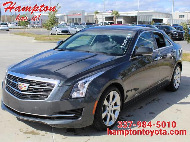 2015 Cadillac ATS Sedan 4dr Sdn 2.5L Luxury RWD