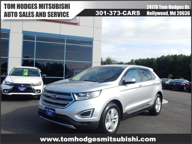 Ford Edge Dr Sel Awd