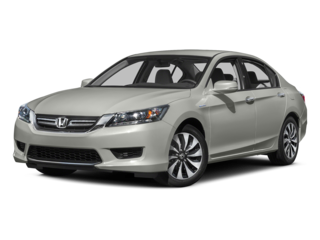 2015 Honda Accord Hybrid CVT Hybrid Sedan