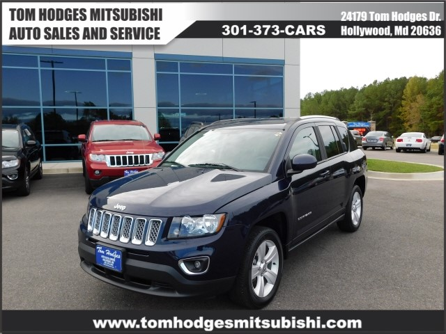 2015 Jeep Compass FWD 4dr Latitude