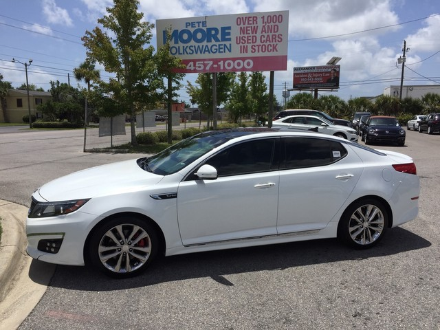 2015 Kia Optima 4dr Sdn SXL Turbo