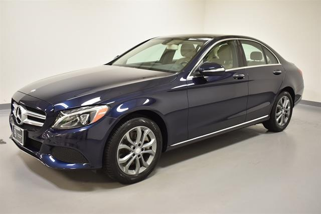 2015 Mercedes-Benz C 300 4dr Sdn C 300 4MATIC