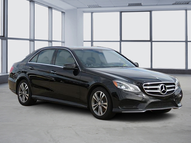 2015 Mercedes-Benz E 350 4dr Sdn E 350 Luxury RWD