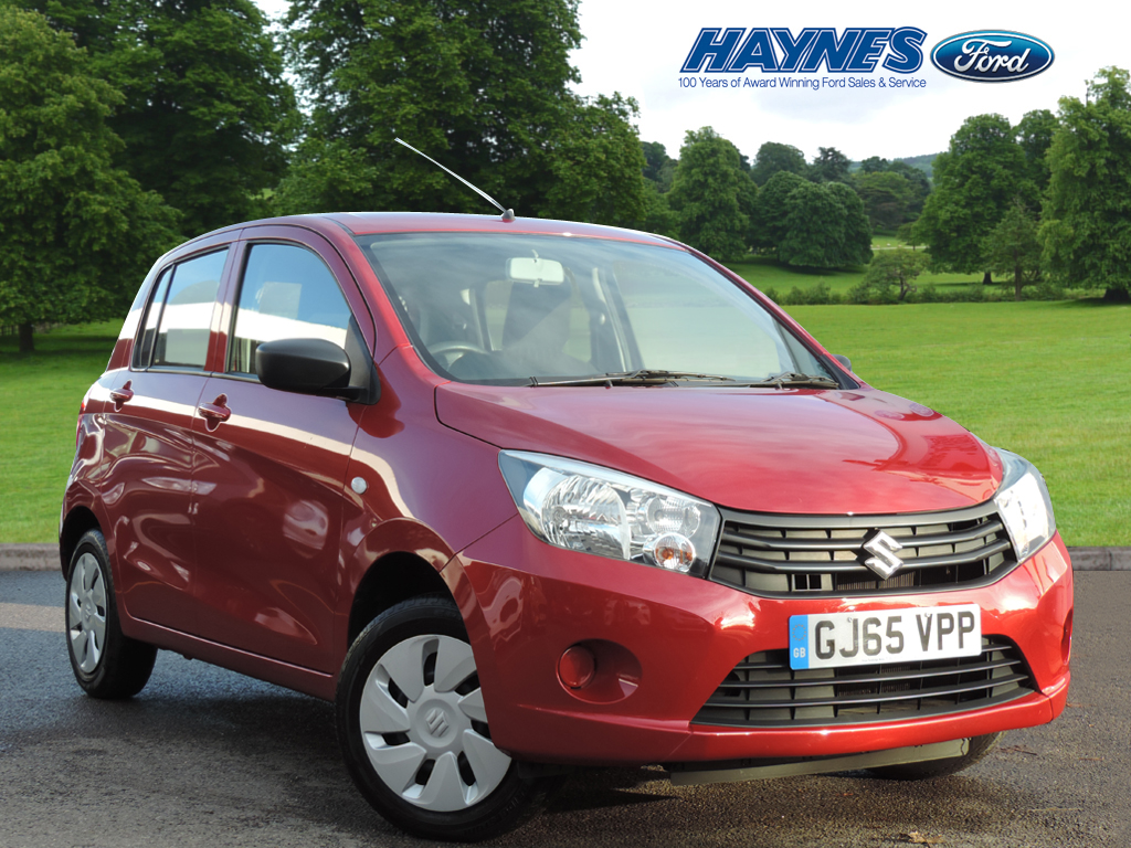 Used Car Stock Haynes Ford Maidstone Kent 2012 Fiesta Fuel Filter 2015 Suzuki Celerio Hatchback 10 Sz2 5dr