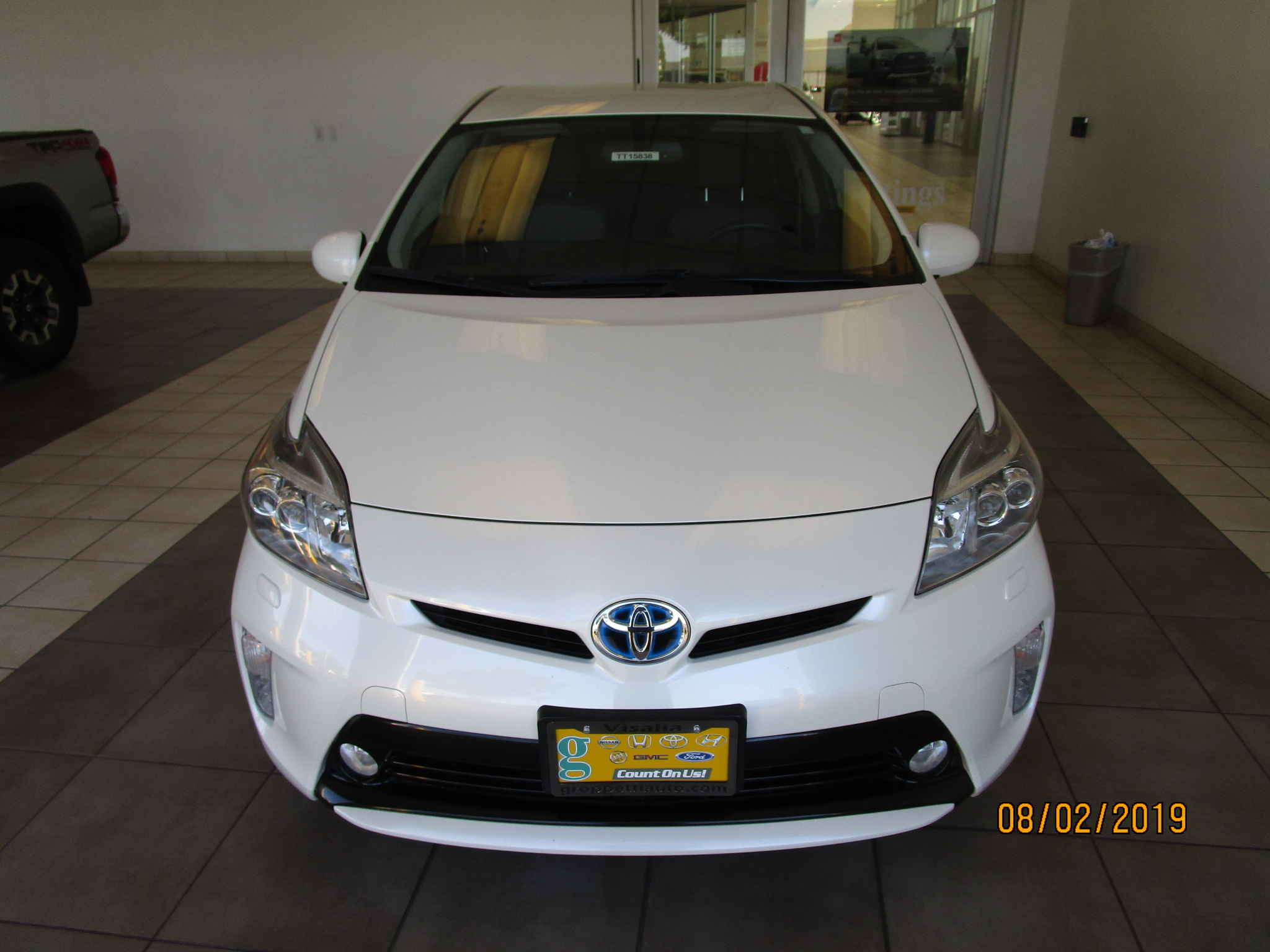 2015 Toyota Prius 5dr HB Five