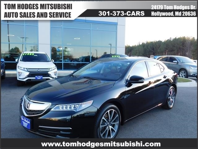 pre owned inventory 2016 acura tlx v6 tech tom hodges auto sales hollywood md. Black Bedroom Furniture Sets. Home Design Ideas