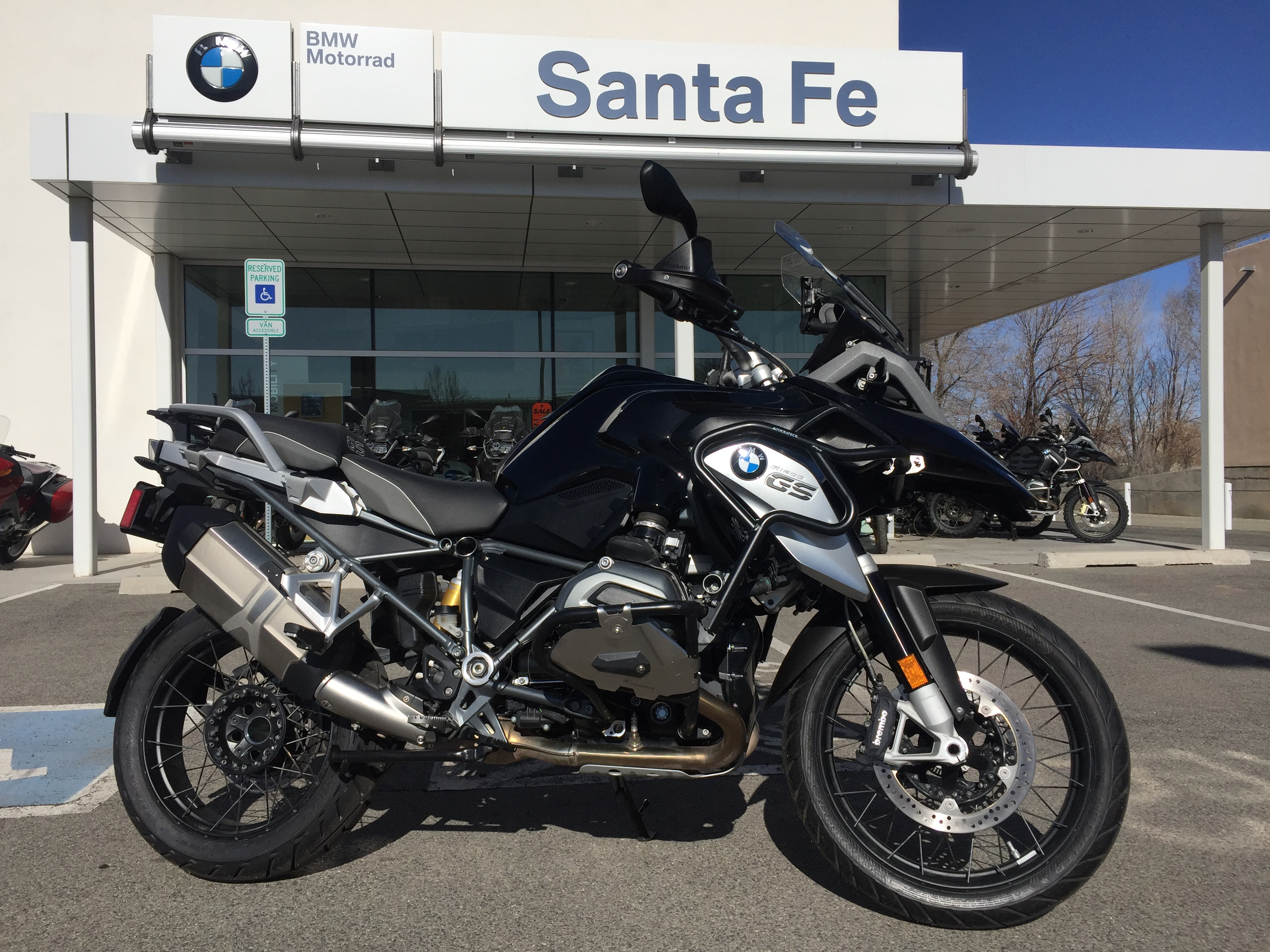 2016 BMW MOTORCYCLES R1200GS