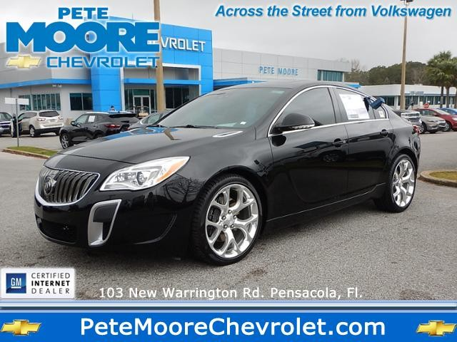 2016 Buick Regal 4dr Sdn GS AWD
