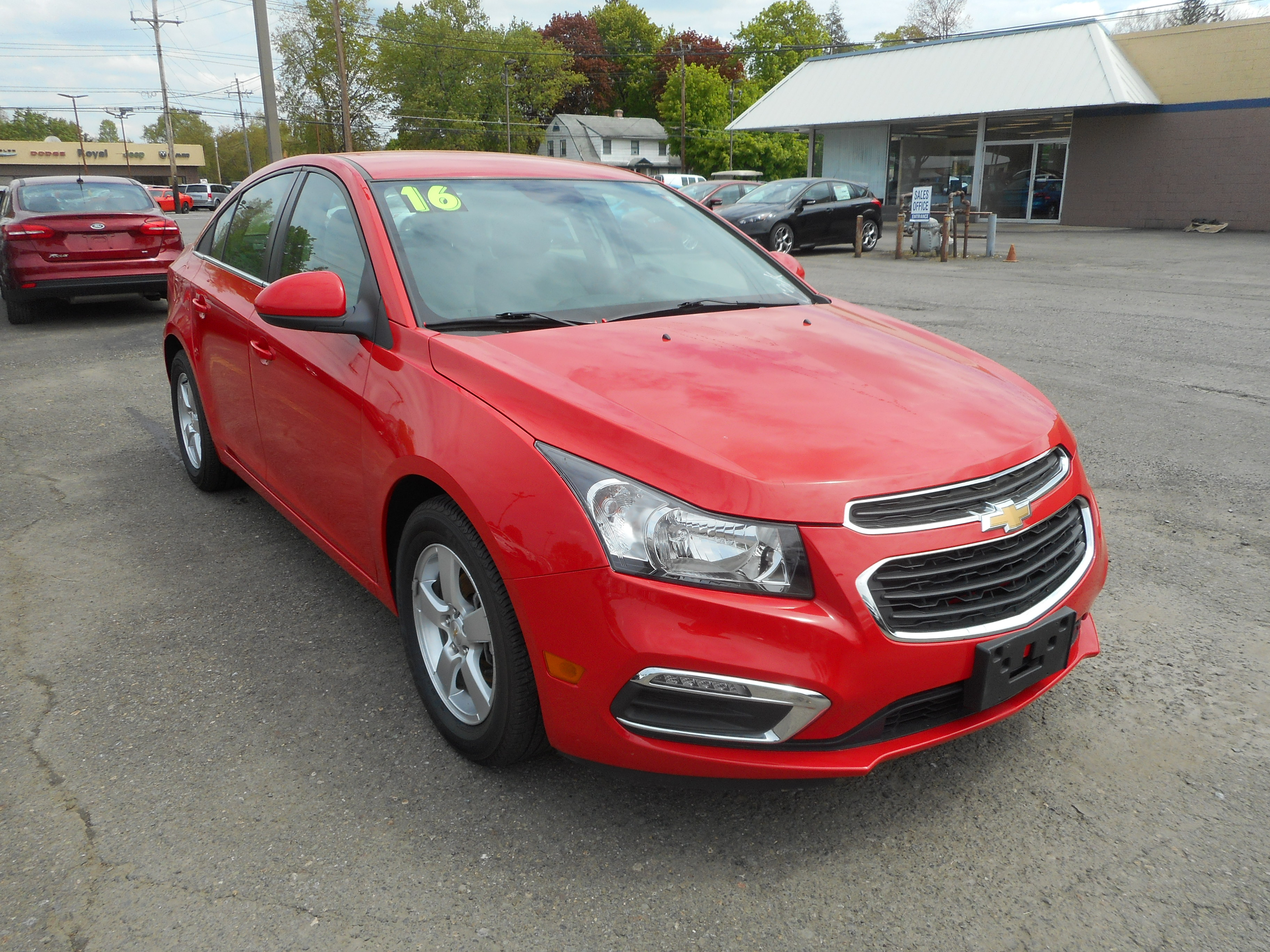 used car specials coupons 2016 chevrolet cruze limited lt kevin 39 s royal auto owego ny. Black Bedroom Furniture Sets. Home Design Ideas