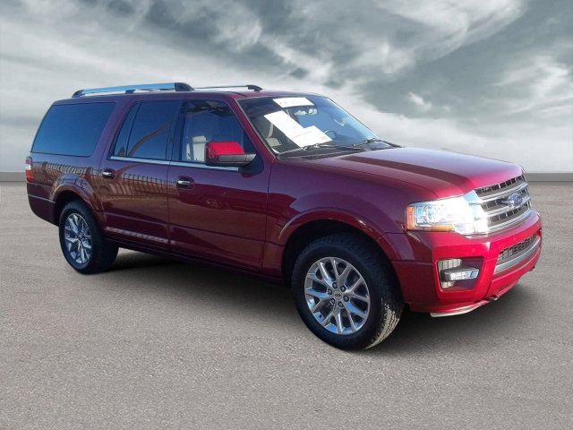 2016 Ford Expedition EL 4WD 4dr Limited