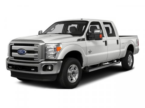 "2016 Ford Super Duty F-350 SRW 4WD Crew Cab 156"" Platinum"