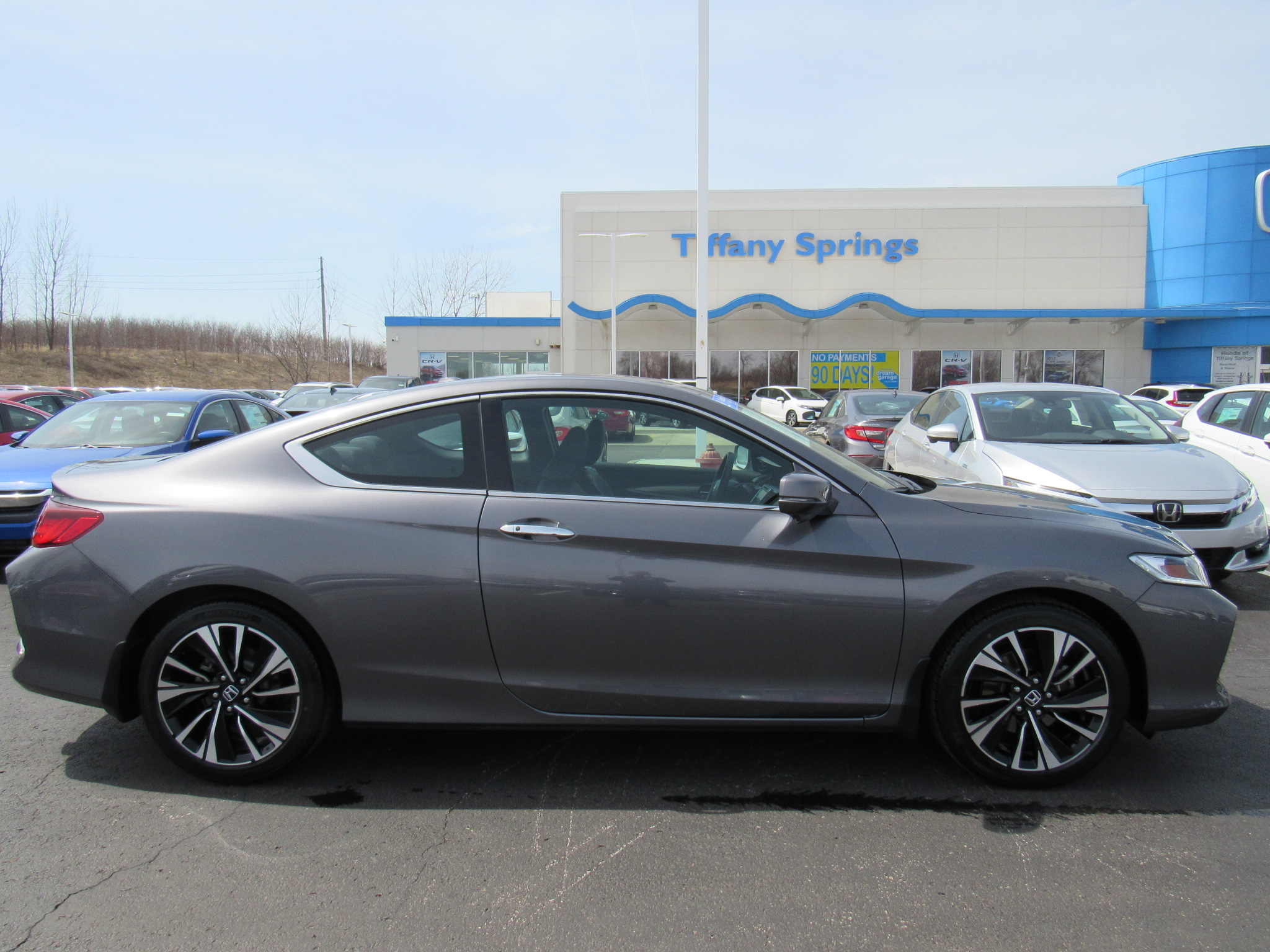 2016 Honda Accord Coupe 2dr V6 Auto EX L