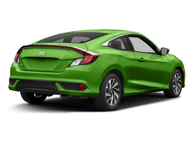 2016 Honda Civic Coupe LX Manual Coupe