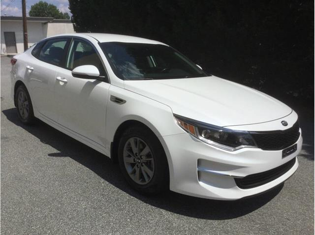 2016 Kia Optima 4dr Sdn LX Turbo