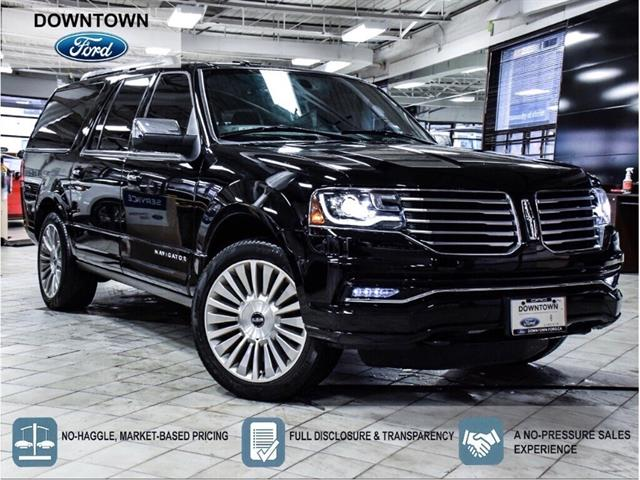 2016 Lincoln Navigator L 4WD 4dr Select
