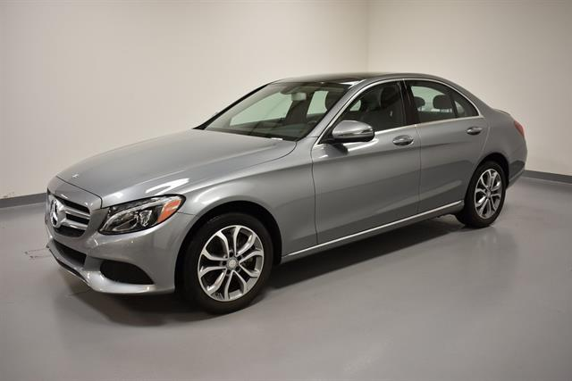 2016 Mercedes-Benz C 300 4dr Sdn C 300 4MATIC