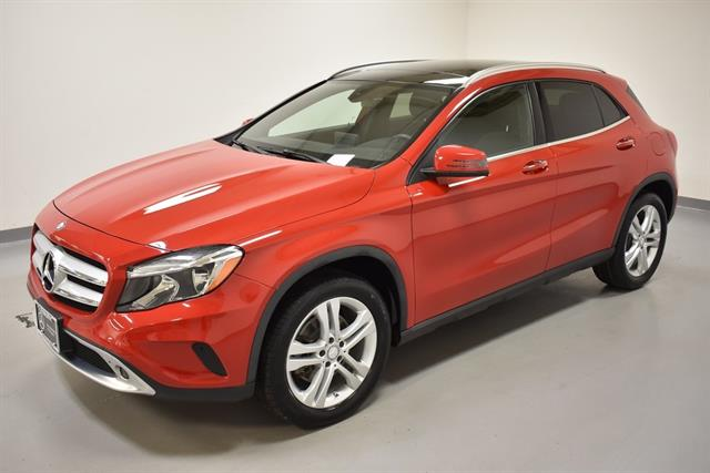 2016 Mercedes-Benz GLA 250 4MATIC 4dr GLA 250