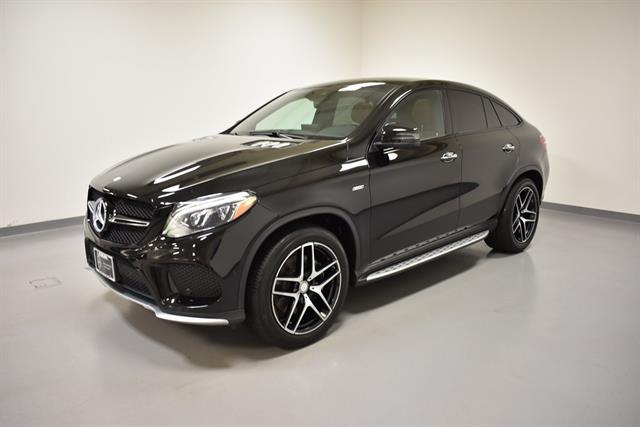 2016 Mercedes-Benz GLE 450 AMG 4MATIC 4dr GLE 450 AMG Cpe