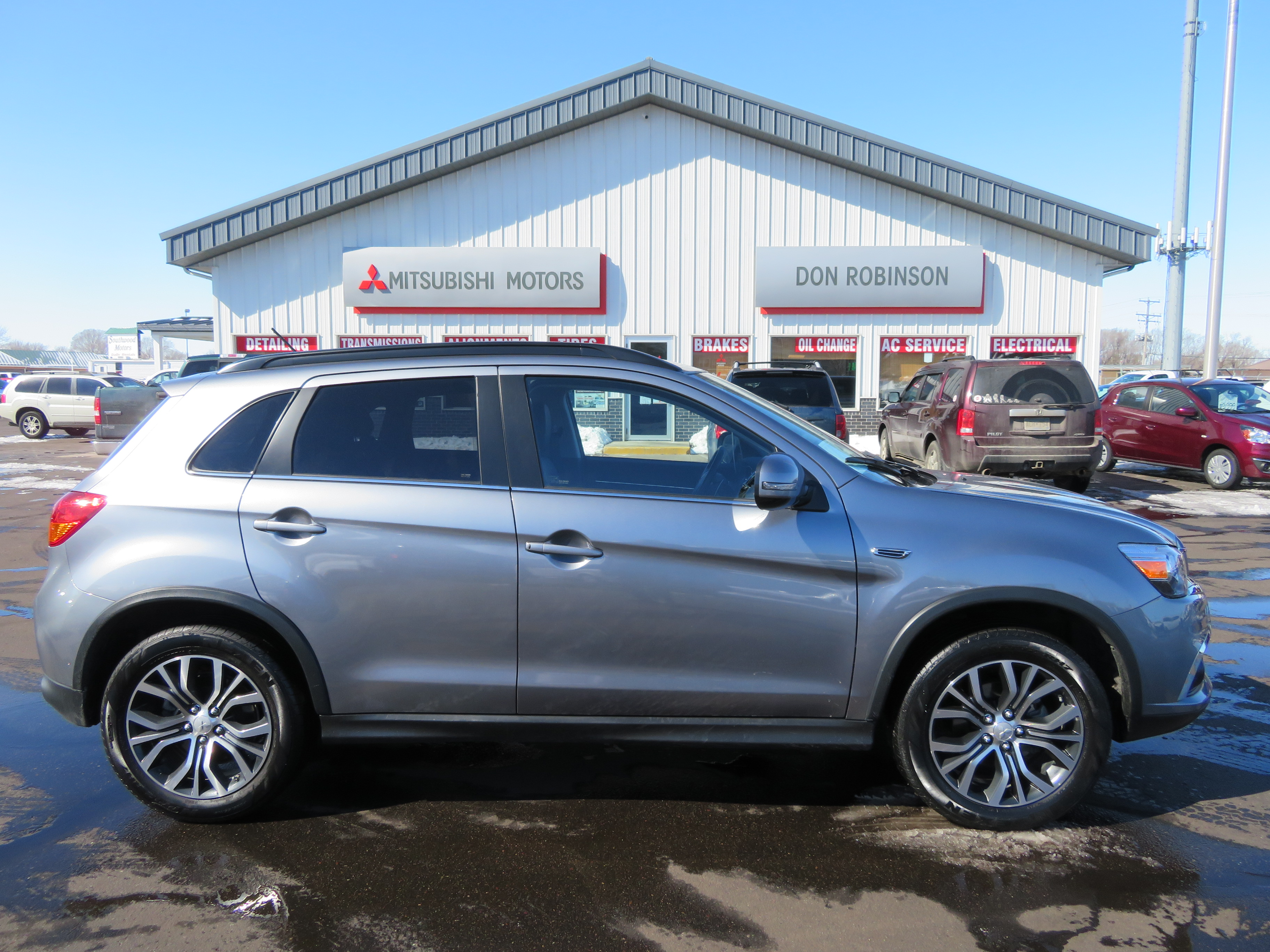 Awesome 2016 Mitsubishi Outlander Sport 2.4 Sel