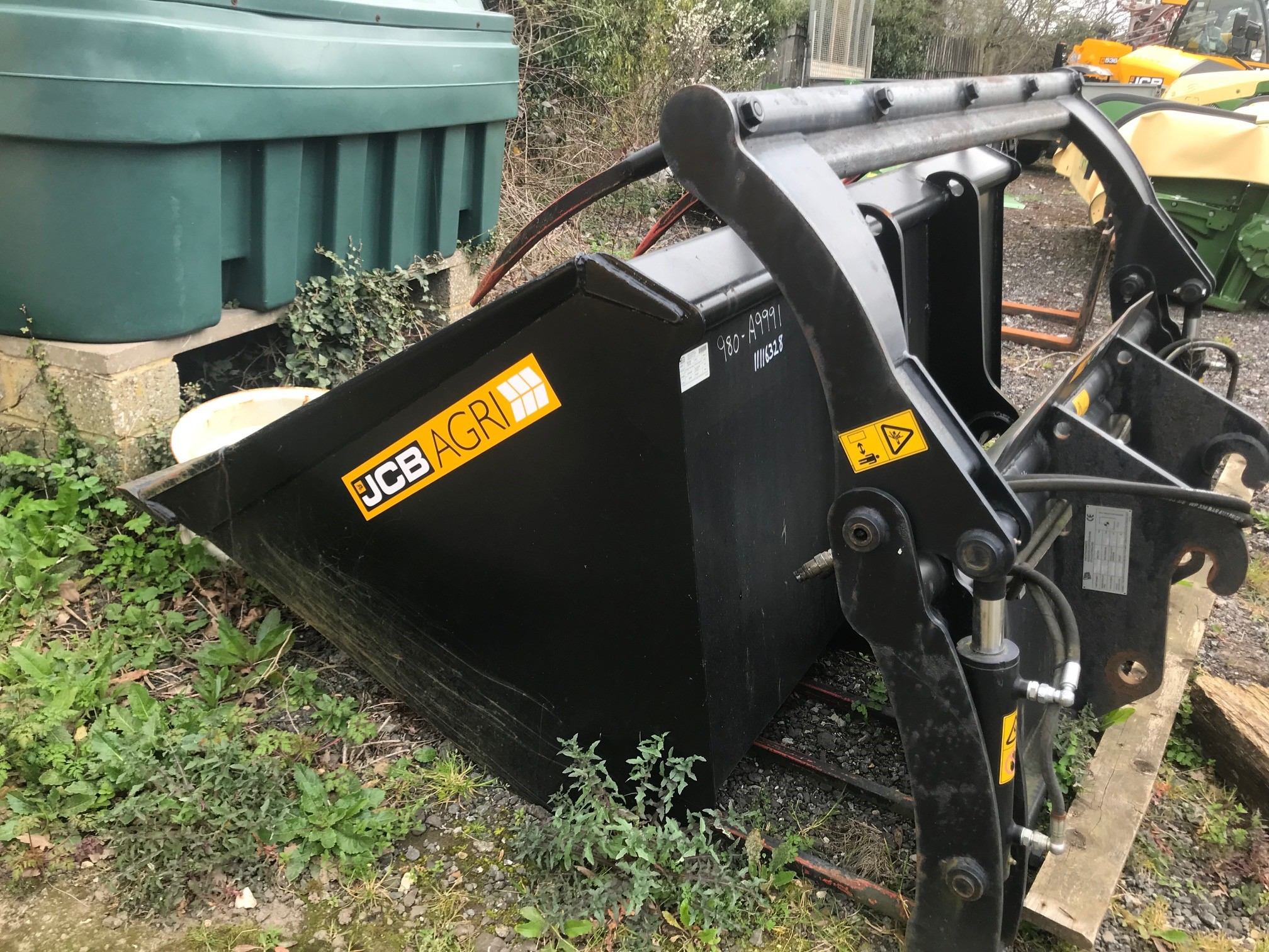 2016 NEW JCB MISC J.C.B. 1.3M3 GRAIN SHOVEL
