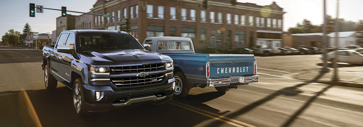 History of Chevrolet | Casey Auto | Newport News, VA