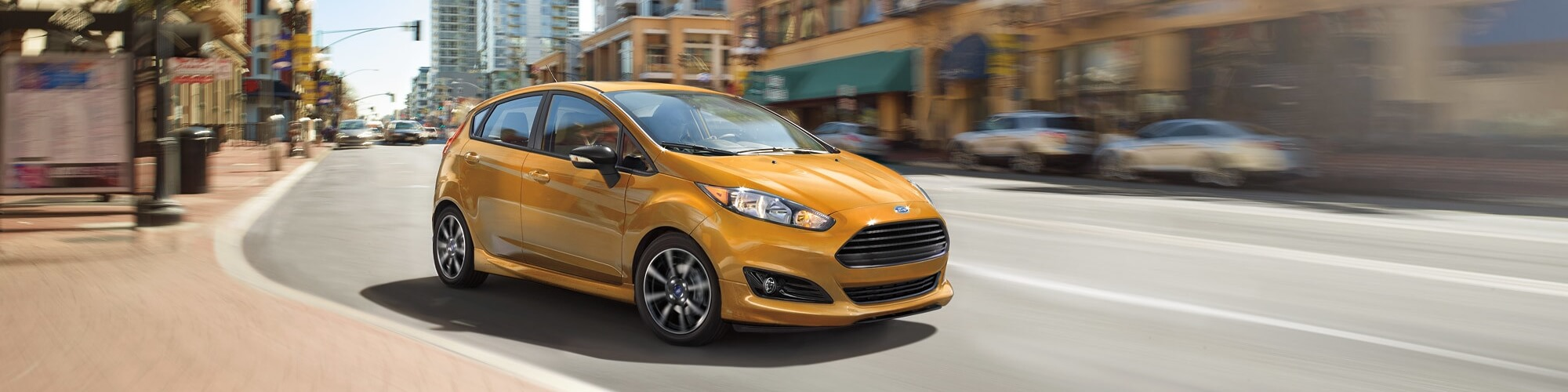2016 Ford Fiesta Overview in Newport News, VA