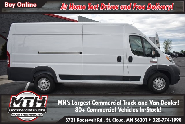 "2016 Ram ProMaster Cargo Van 3500 Extended High Roof 159"" WB"