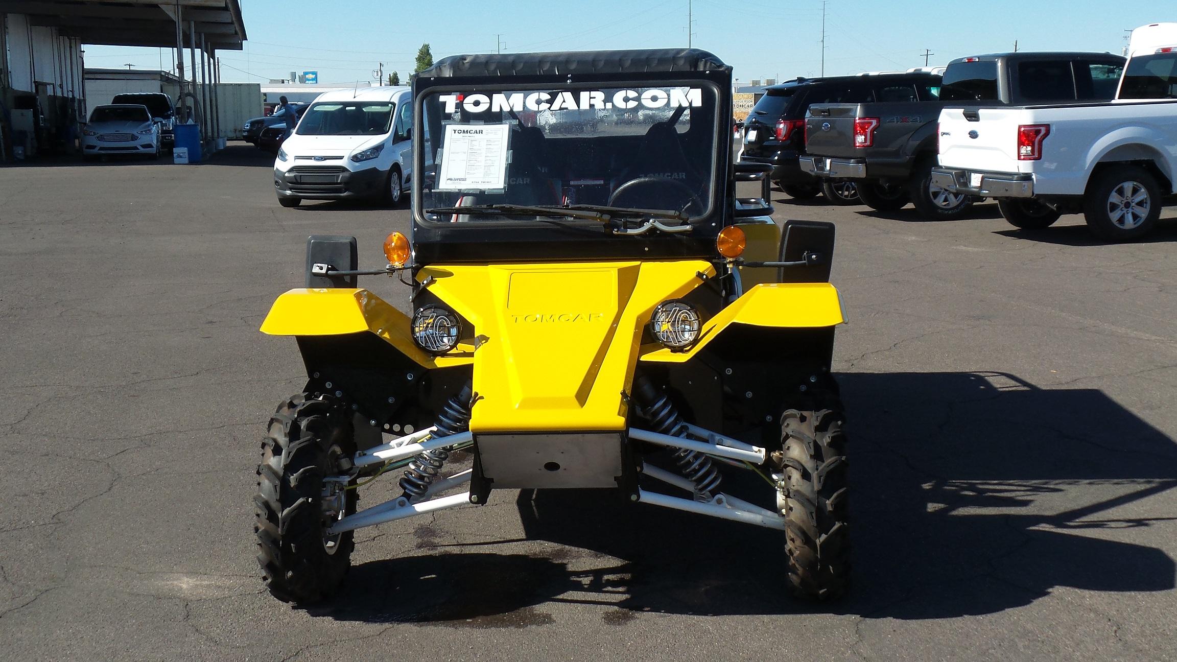 New Tomcars Sanderson Ford Glendale AZ