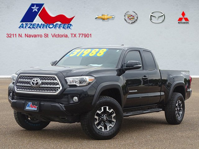 2016 Toyota Tacoma 4WD Access Cab V6 AT TRD Off Road