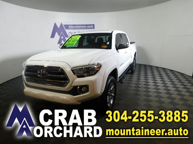 2016 Toyota Tacoma 4WD Double Cab V6 AT Limited