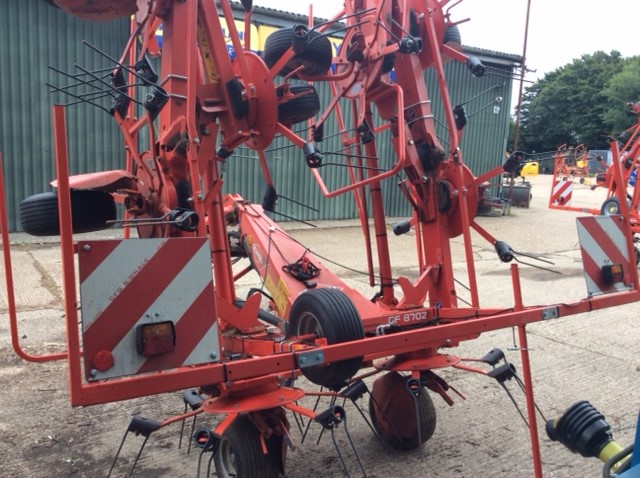 2016 USED IMPLEMENT KUHN TEDDER