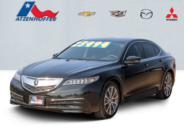 2017 Acura TLX FWD V6 w/Technology Pkg