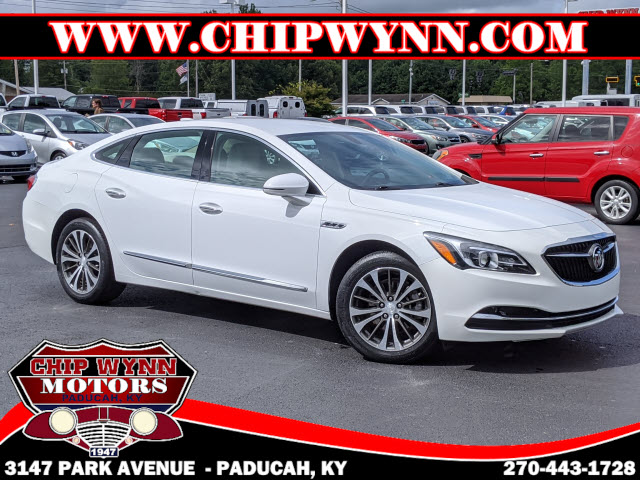 2017 Buick LaCrosse 4dr Sdn Preferred FWD