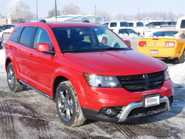 used car inventory dodge journey crossroad plus c90491 steve 39 s hometown dealerships. Black Bedroom Furniture Sets. Home Design Ideas