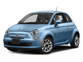2017 Fiat 500 Pop Hatch