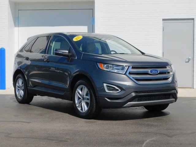 Ford Fayetteville Nc >> Pre Owned Inventory 2017 Ford Edge Sel Bryan Honda