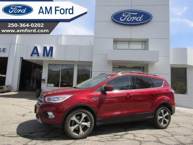 Used 2017 Ford Escape FWD 4dr SE