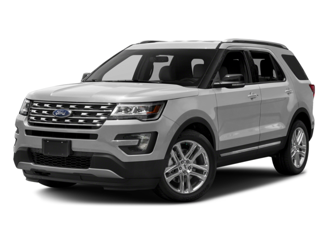 2017 Ford Explorer Base FWD