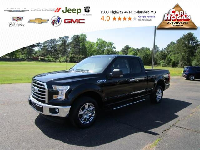 2017 Ford F-150 XLT 2WD SuperCab 6.5' Box