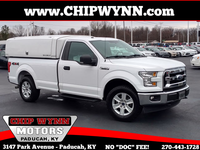 2017 Ford F-150 XLT 4WD Reg Cab 6.5' Box