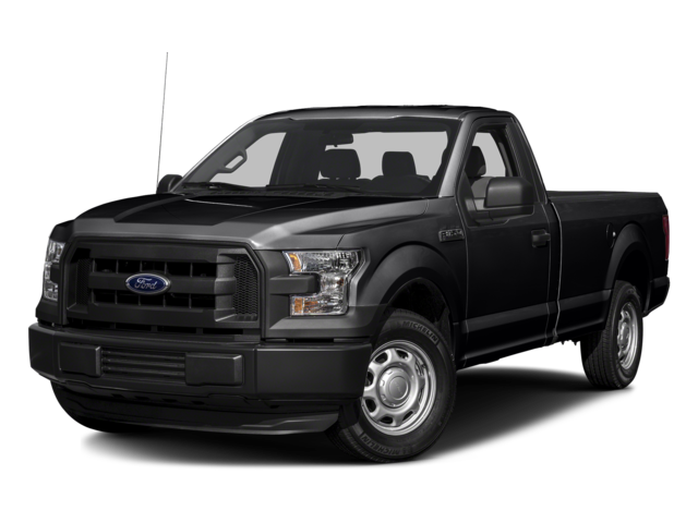 2017 Ford F-150 XL 2WD Reg Cab 6.5' Box