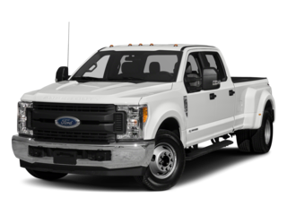 2017 Ford Super Duty F-350 DRW XL 2WD Crew Cab 8' Box