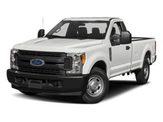 2017 Ford Super Duty F-350 SRW XL 2WD Reg Cab 8' Box